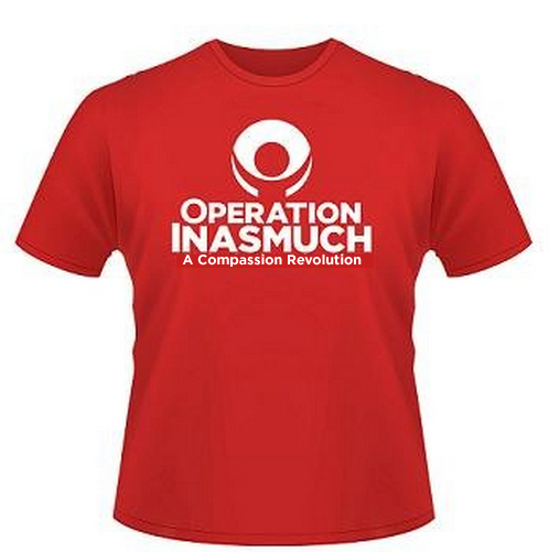 Official Operation Inasmuch Shirt
